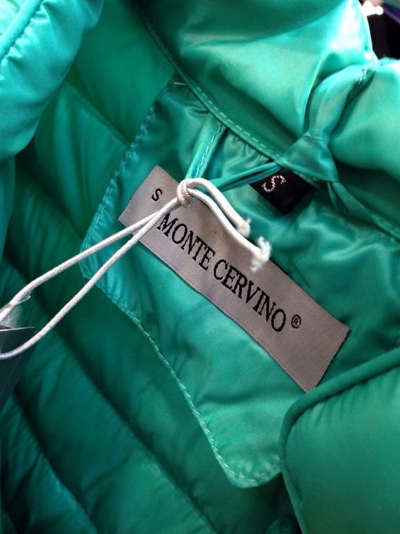 Куртка женская демисезонная monte cervino